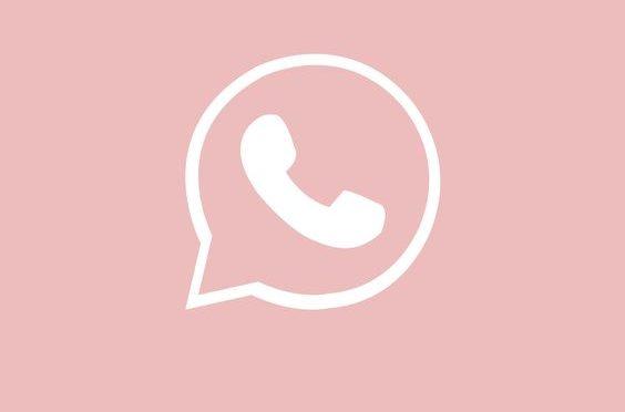 Pink Whatsapp