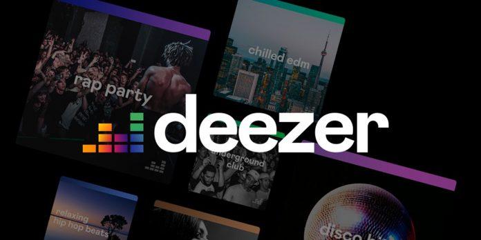 Deezer- DREAMSTAGE